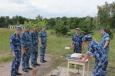 Сотрудники учреждений УФСИН России по Воронежской области сдают зачеты в системе служебно-боевой подготовки
