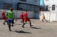 Воспитанники Бобровской колонии сыграли с юными футболистами «Динамо»