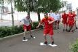 В Бобровской ВК состоялся спортивный праздник – открытие спартакиады несовершеннолетних осужденных
