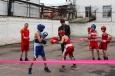 Бобровскую ВК посетили представители Федерации бокса Воронежской области