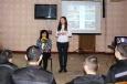 Сотрудники психологической службы УФСИН провели тренинговое занятие с осужденными Бобровской ВК