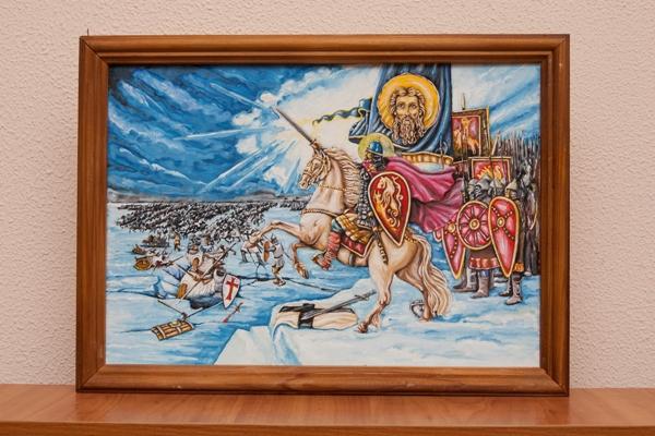 В УФСИН подведены итоги регионального этапа конкурса православной живописи осужденных «Явление»